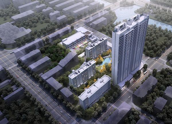 浙南万科中心区D-28-1地块项目(温州)