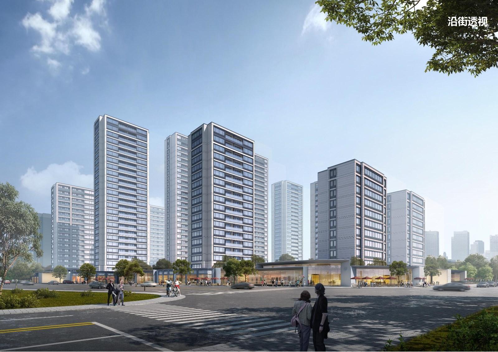 富政储出(2020)27号地块项目(富阳绿城)